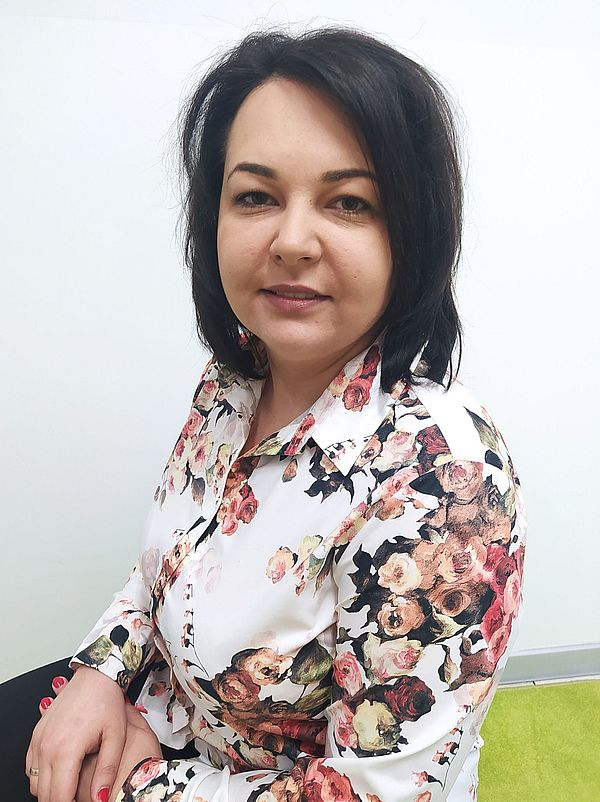 mgr Agnieszka Bańka